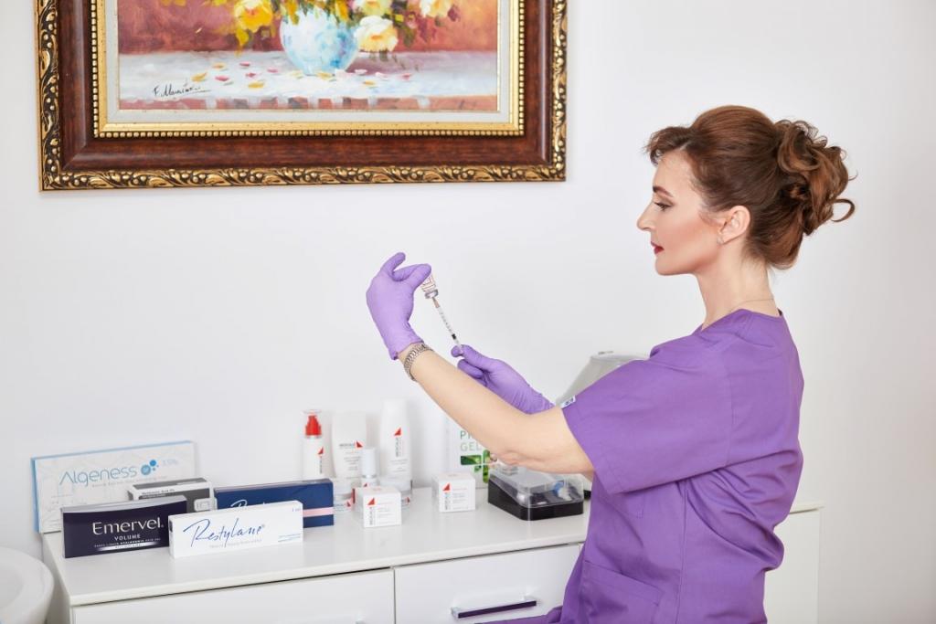 Injectii cu mezobotox