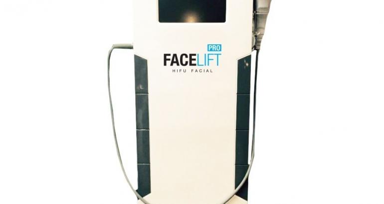 FaceLift Pro-HIFU – zona 2